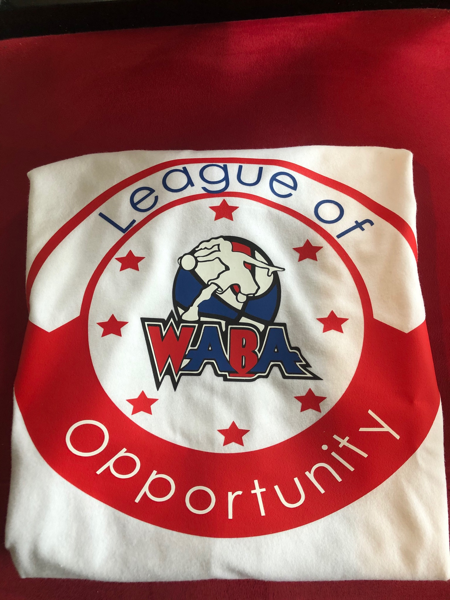 League Of Opportunity – White T'